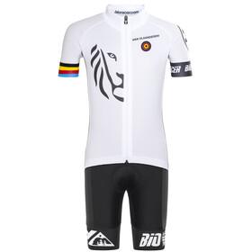 Bioracer Van Vlaanderen Pro Race Set Kids white